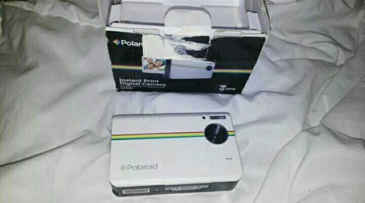 Imagen producto Cámara Polaroid digital instantánea  1