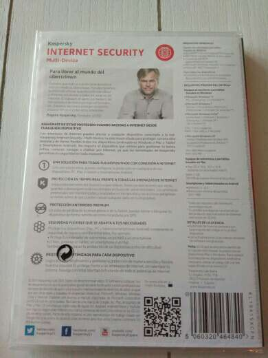 Imagen Kaspersky internet security multi device