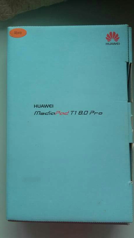 Imagen producto Tablet libre Huawei MediaPad T1 8.0 Pro 3