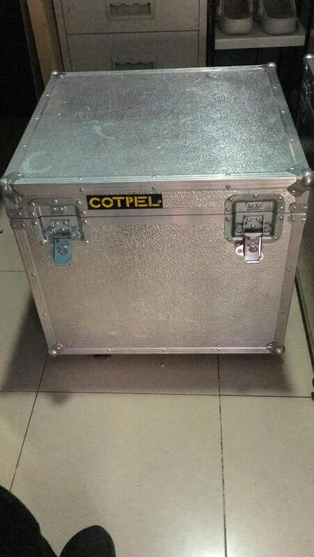 Imagen baul caja para transporte