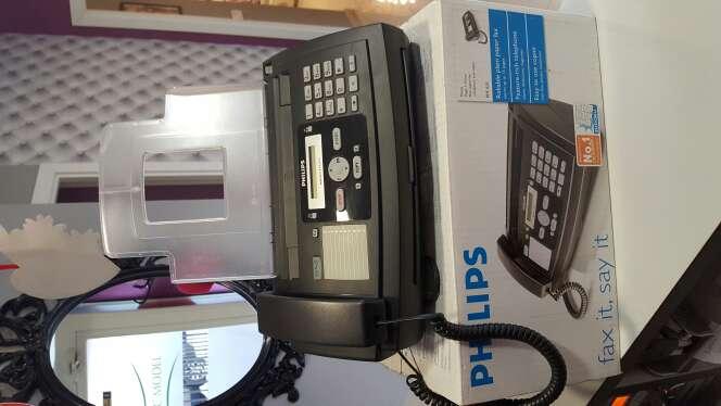 Imagen telefono fax philips Magic Eco