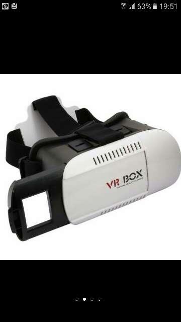 Imagen gafas realidad virtual