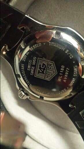 Imagen producto Reloj Tag Heuer Kirium ti5 4