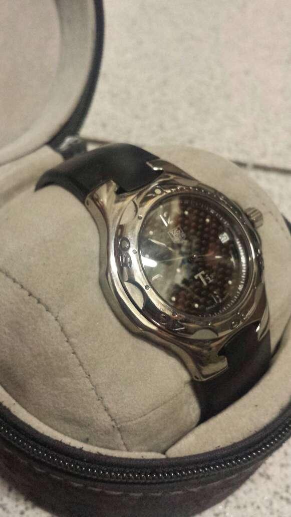 Imagen Reloj Tag Heuer Kirium ti5