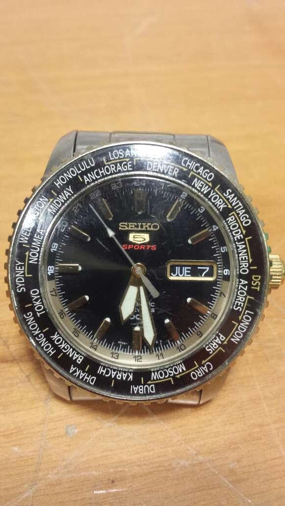 Imagen reloj Seiko 5 sports automático