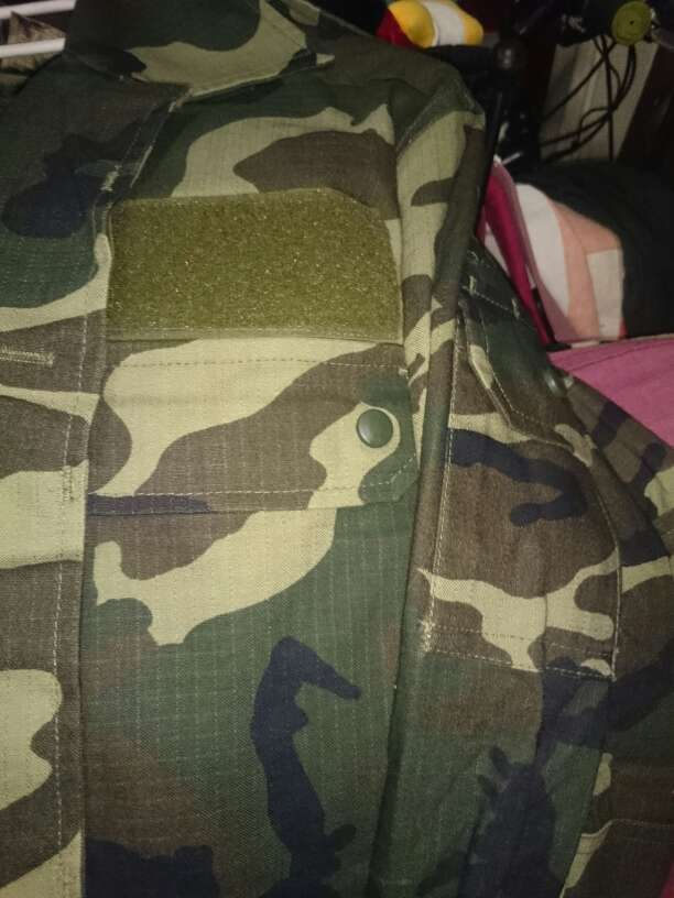 Imagen producto Ropa militar 3