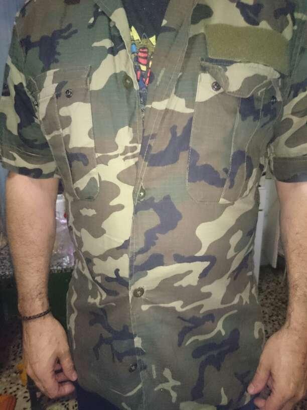 Imagen producto Ropa militar 4