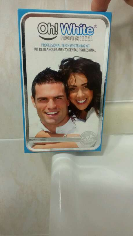 Imagen producto Lampara de blanqueamiento dental oh!white  4