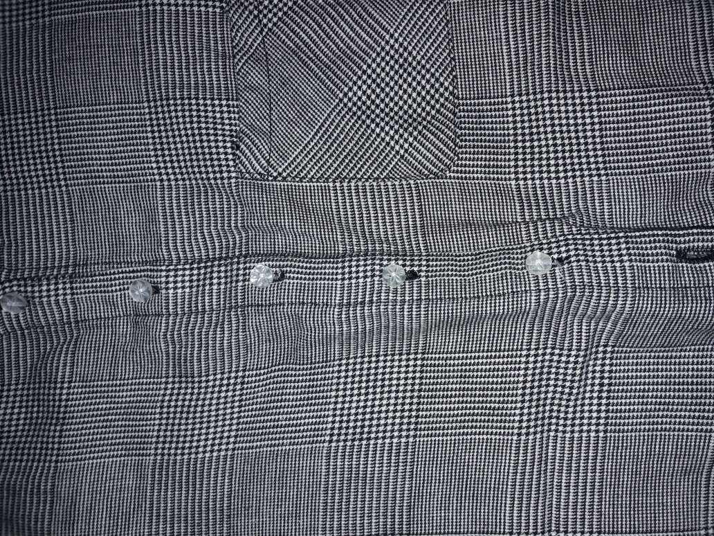 Imagen producto Camisa color negra y blanca  3