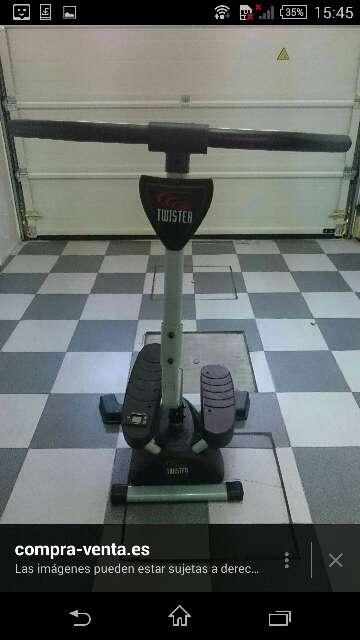Imagen máquina de hacer ejercicio