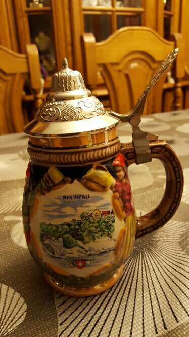 Imagen jarra de cerveza, de Suiza