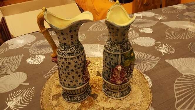 Imagen jarrones decorativas