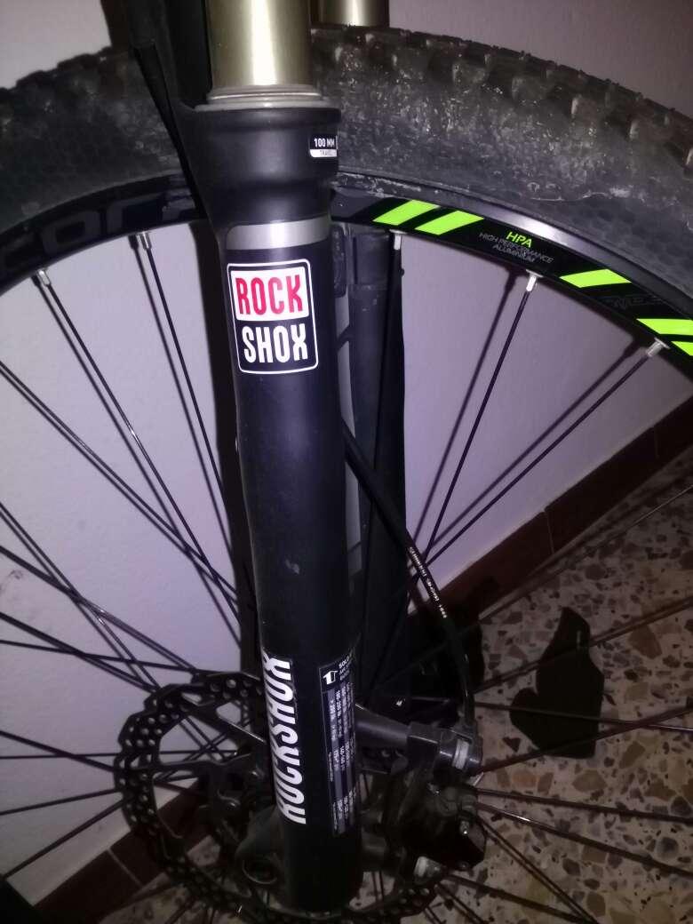 Imagen producto  Bici MTB Steven Sentiero 2