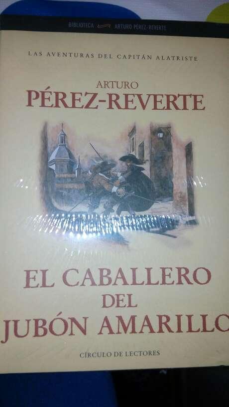 Imagen Arturo Pérez Reverte