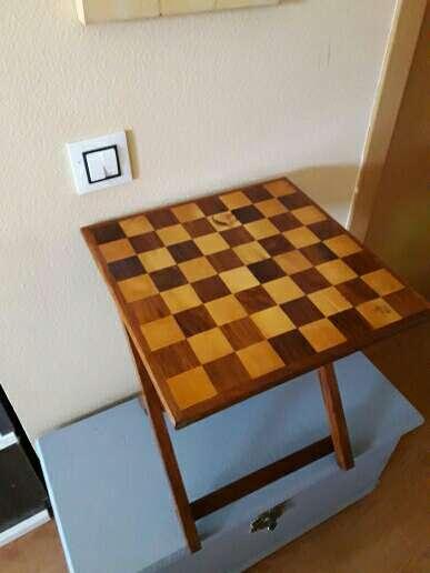 Imagen producto Mesa de ajedrez  2