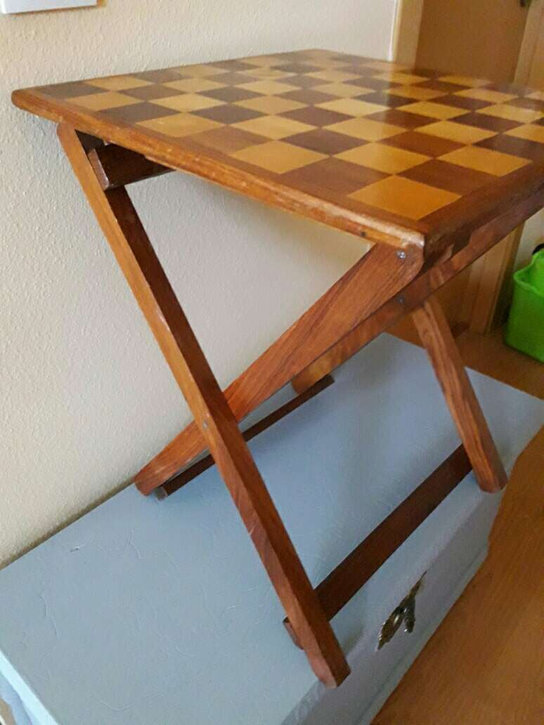 Imagen Mesa de ajedrez