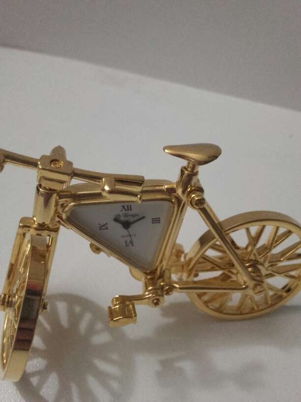 Imagen bici reloj