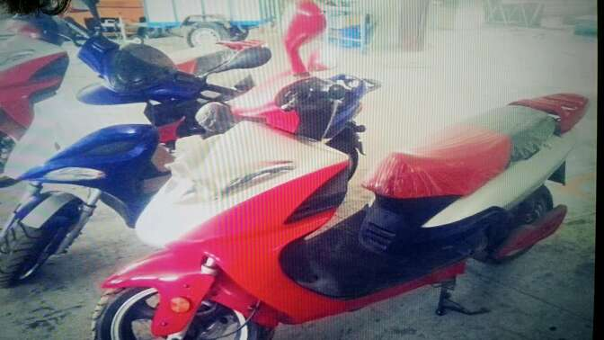 Imagen producto Motos eléctricas nuevas (49cc y 125cc) 3