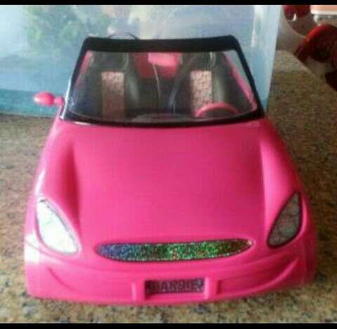 Imagen Coche Barbie