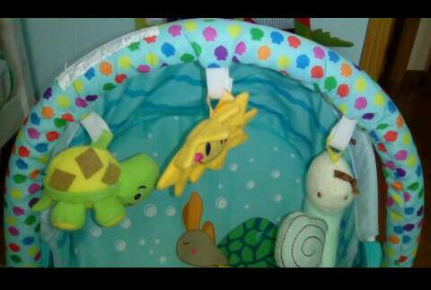 Imagen producto Hamaca evolutiva Mar de Asalvo 3
