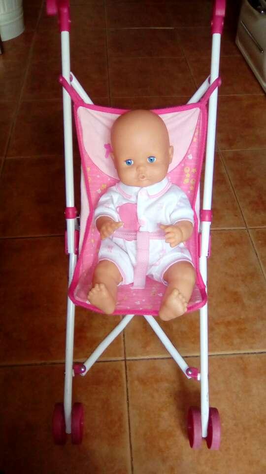 Imagen producto Nenuco, ropita y silla de regalo 4