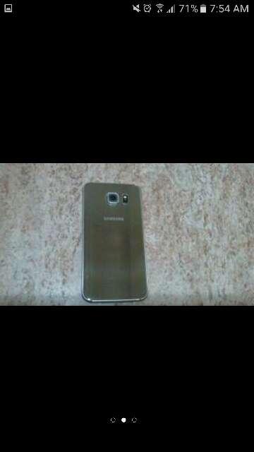 Imagen producto Samsung galaxi S6 2