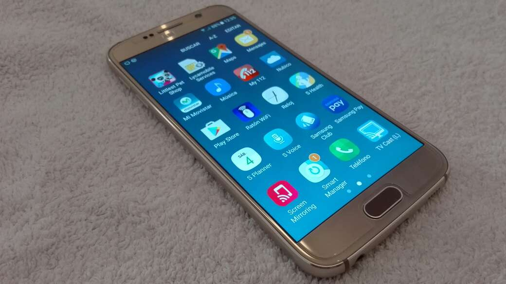 Imagen Samsung Galaxy S6 nuevo