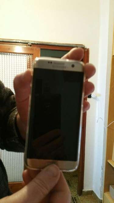 Imagen Samsung galaxy s7 Edge dorado