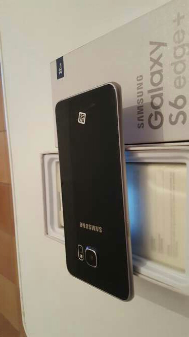 Imagen producto Samsung Galaxy S6 Edge Plus 4