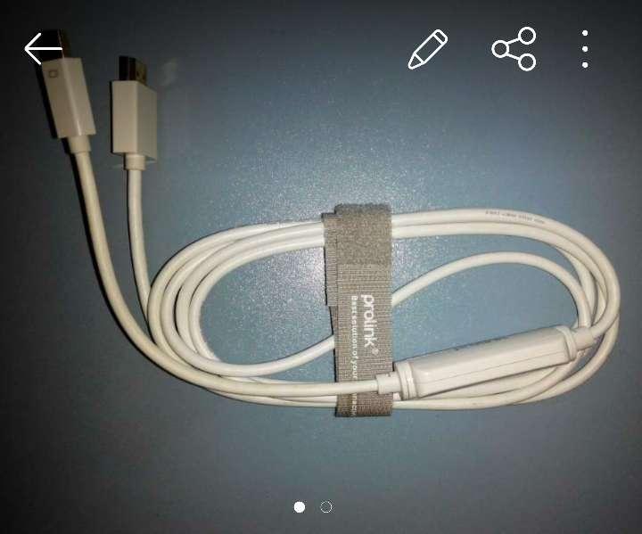 Imagen Cable de hdmi a dp