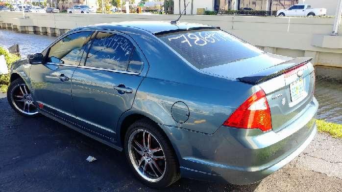 Imagen producto Ford fusion se 2011 2