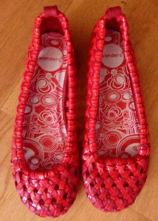 Imagen producto Zapatos Wonders N°36 sin estrenar 2