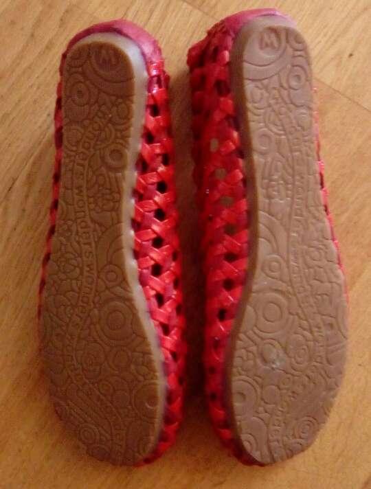 Imagen producto Zapatos Wonders N°36 sin estrenar 3