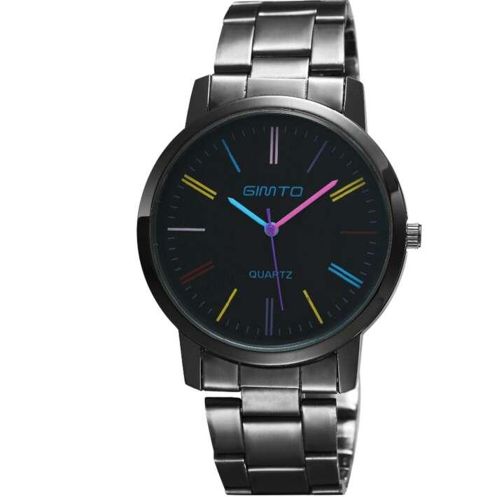 Imagen Reloj metálico