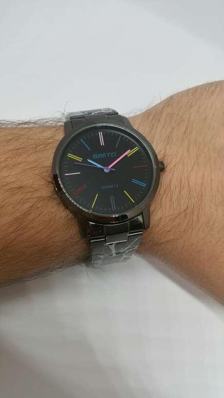 Imagen producto Reloj metálico  4