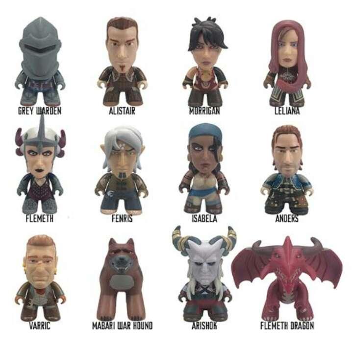 Imagen producto Figura Dragon Age 2