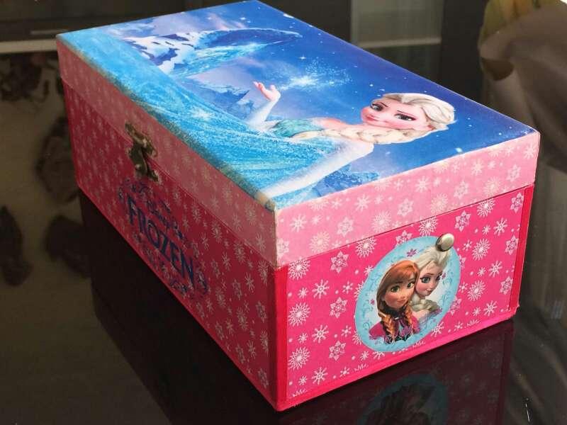 Imagen producto Joyero musical de niña 3
