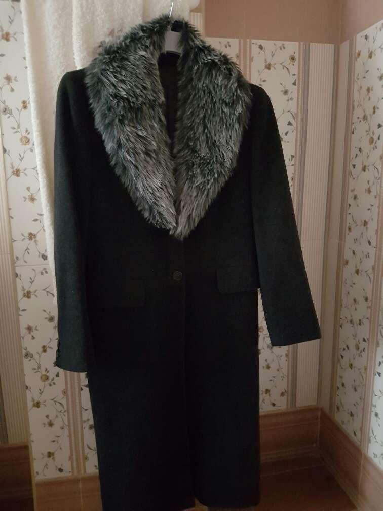 Imagen abrigo señora
