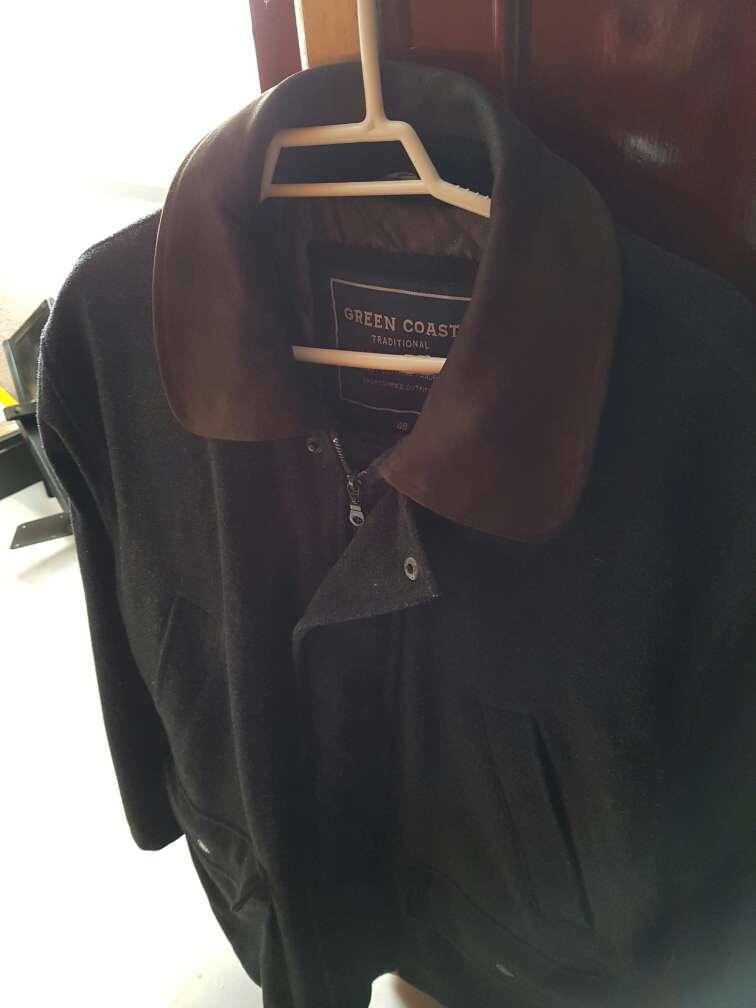 Imagen chaquetón de hombre talla48