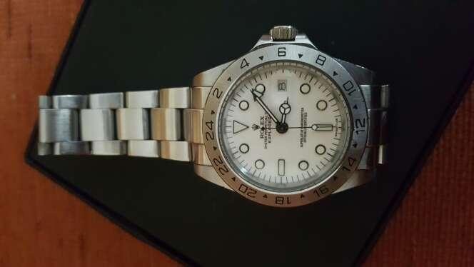 Imagen reloj rolex