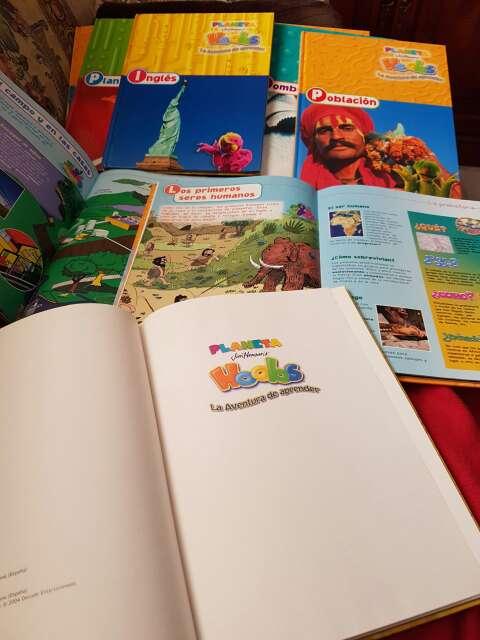 Imagen producto Enciclopedia niños nuevos 2