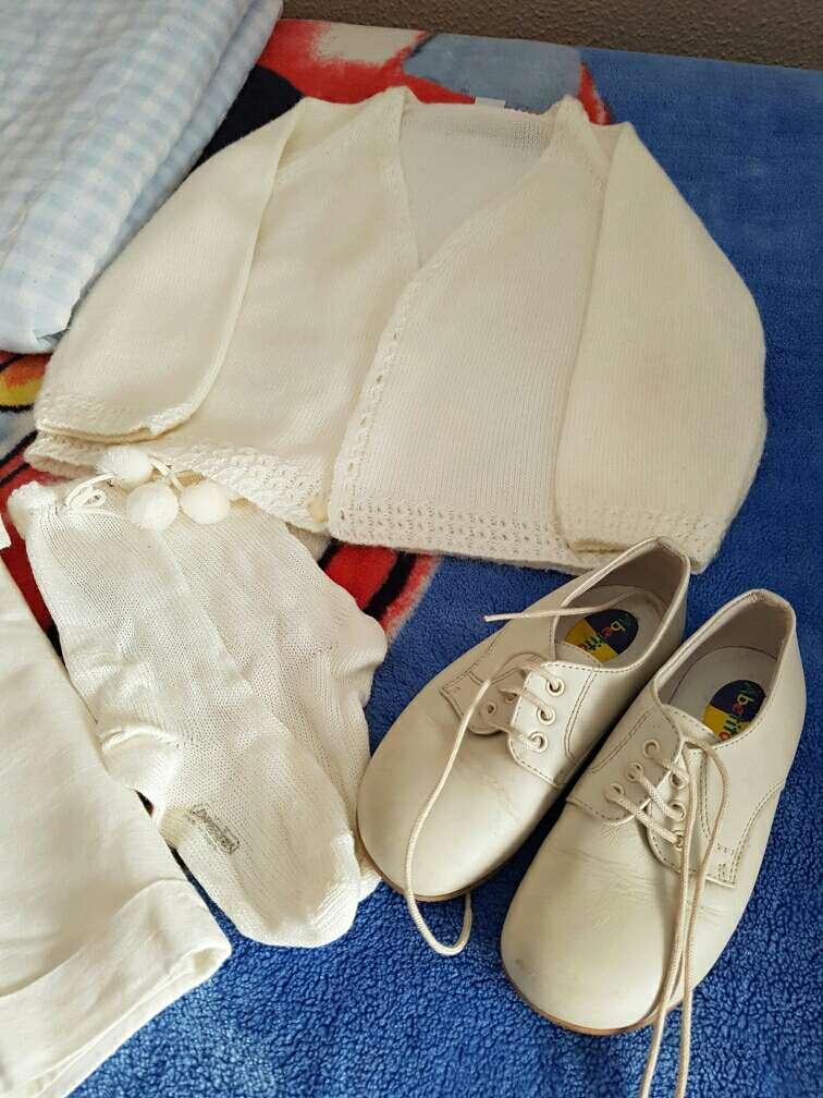 Imagen producto Conjunto +zapatos talla 4 3