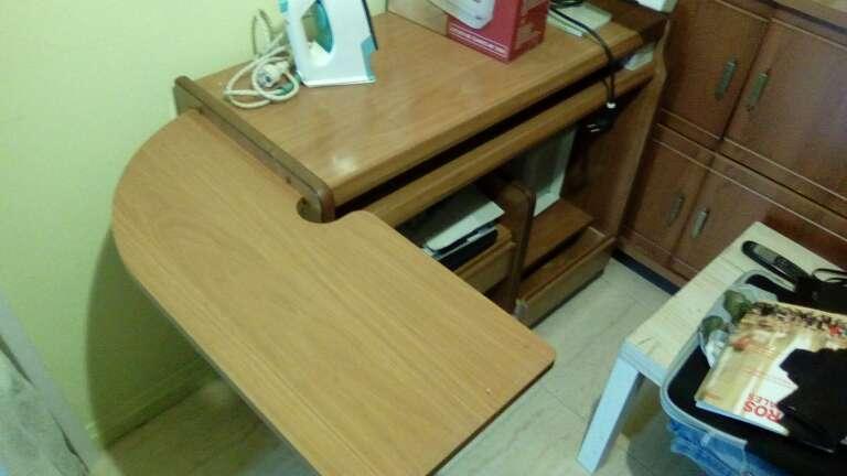Imagen mesa ordenador