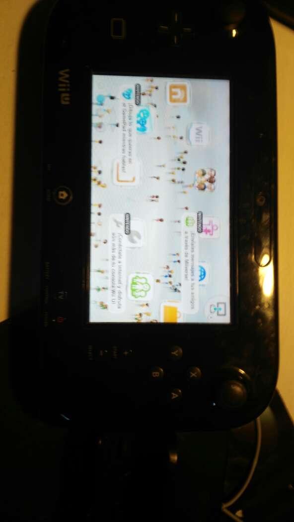Imagen producto Wii u con 8 juegos 2