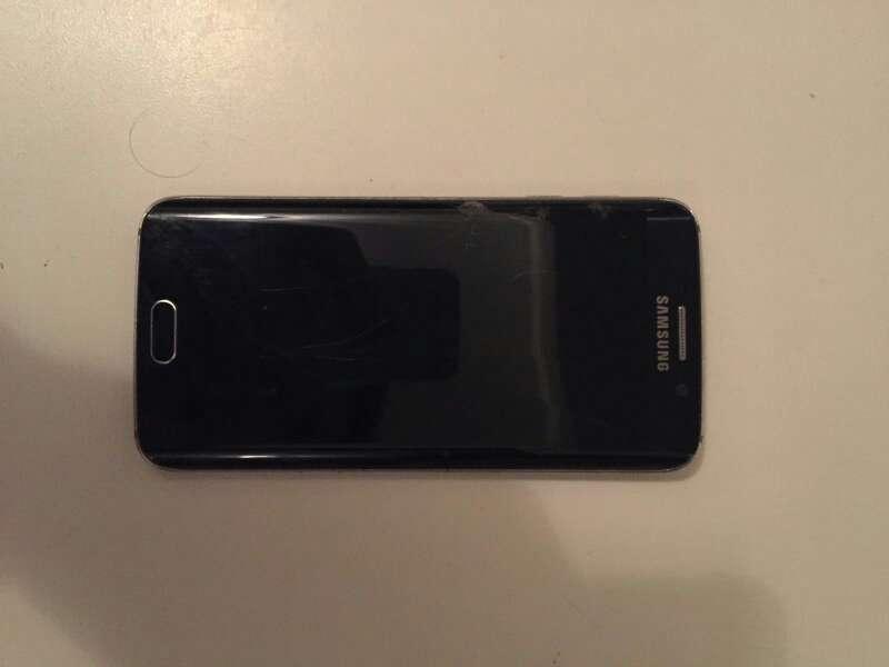Imagen producto  vendo o cambio samsung galaxy s6 edge 64 GB con pantalla un poco rota 4