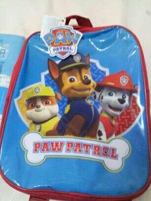 Imagen Mochila patrulla canina
