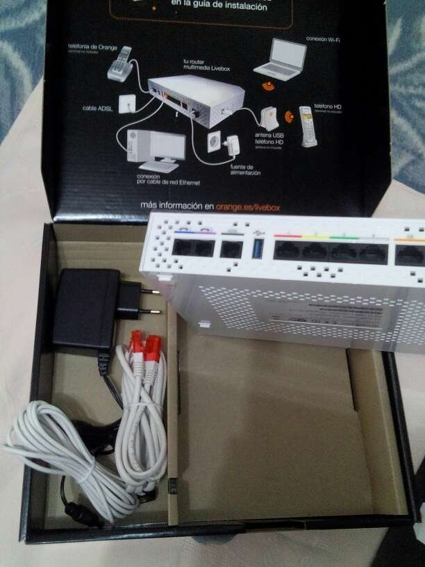 Imagen producto Router multimedia Liverbox 3