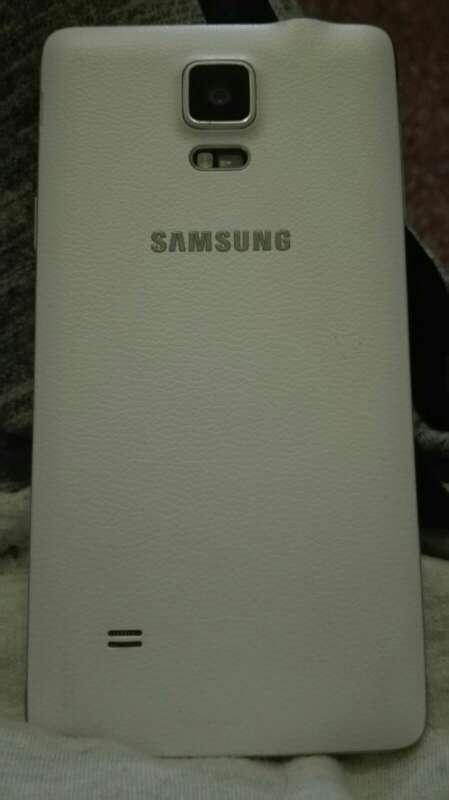 Imagen móvil Samsung galaxy note 4