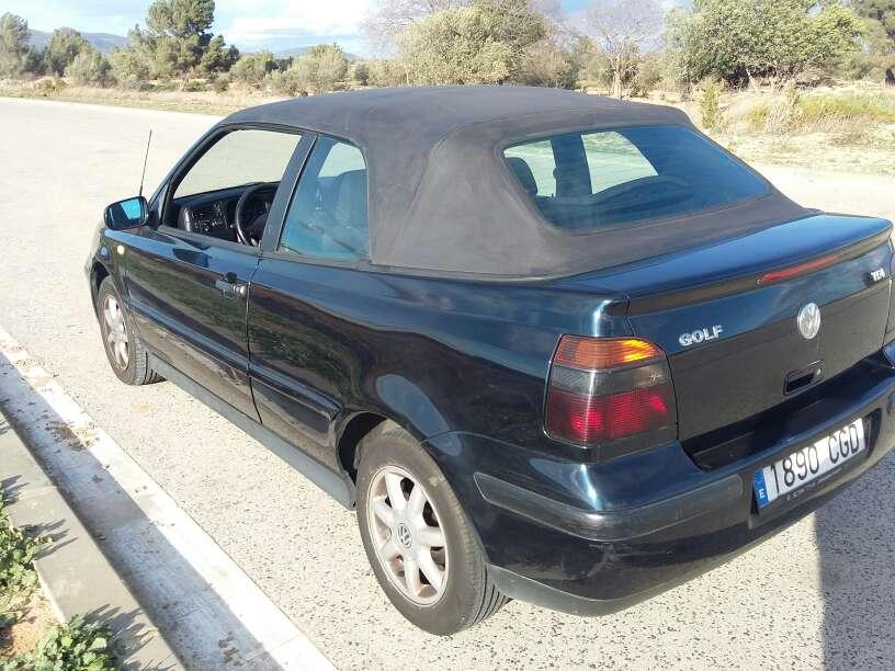 Imagen Golf cabrio diesel