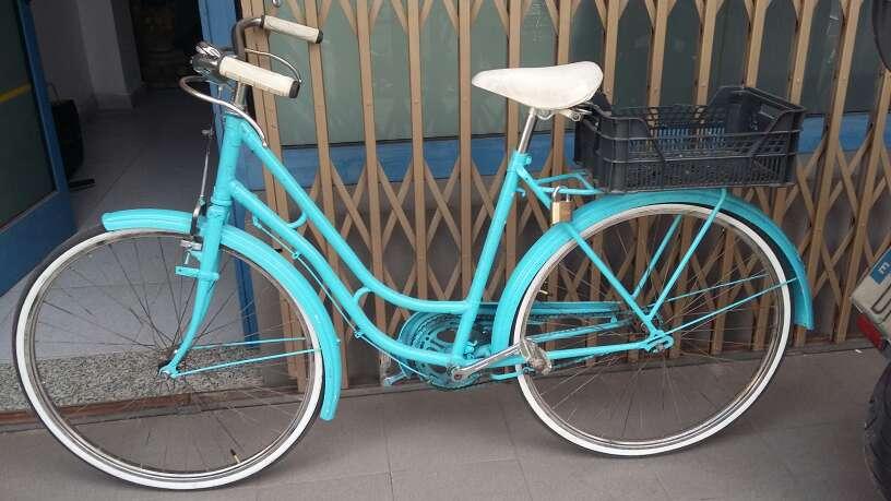 Imagen bicicleta clasica antigua